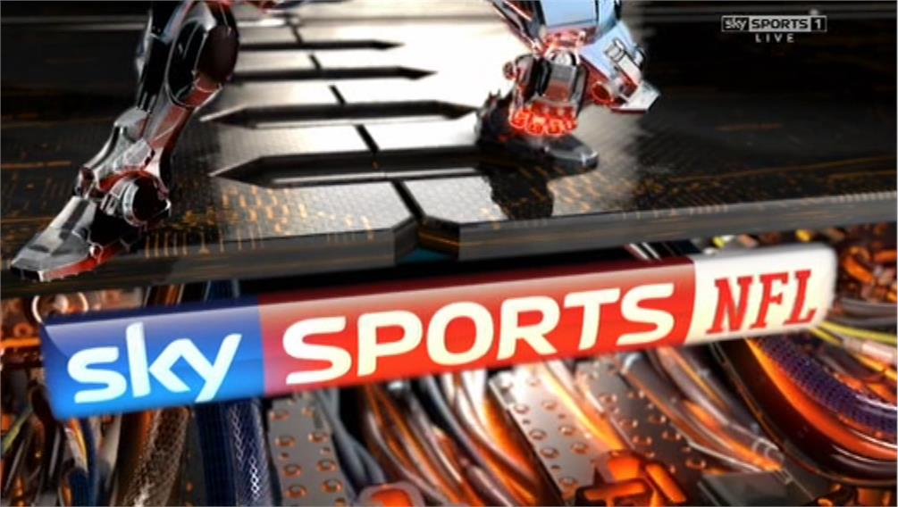 Sky Sports NFL Presentation