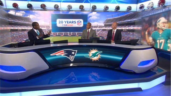 Sky Sports 1 Live NFL Patriots @ Dolphins 09-07 17-33-44