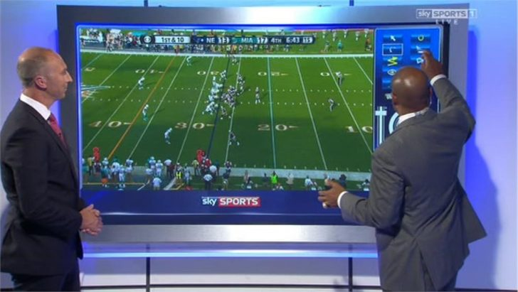 Sky Sports 1 Live NFL Patriots @ Dolphins 09-07 17-41-28