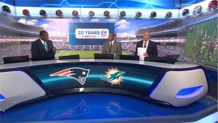 Sky Sports 1 Live NFL Patriots @ Dolphins 09-07 19-13-24