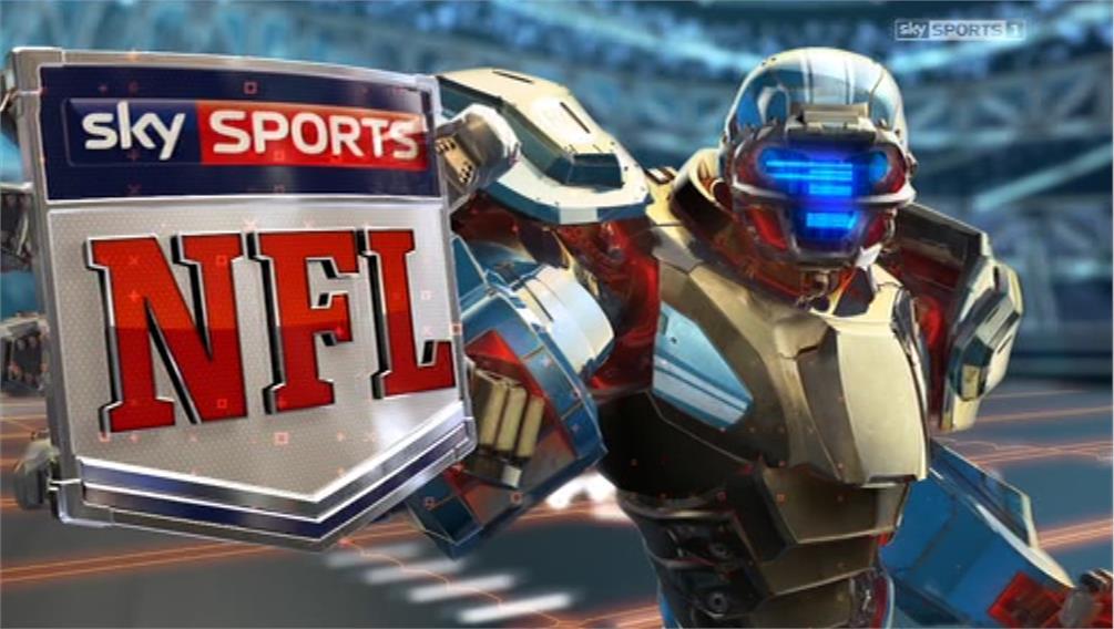 Sky Sports NFL 2014 Presentation