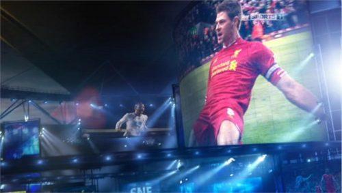 Sky Sports Presentation 2014 - Saturday Night Football (10)