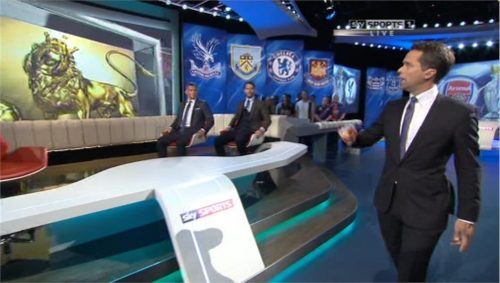 Sky Sports Presentation 2014 - Saturday Night Football (23)
