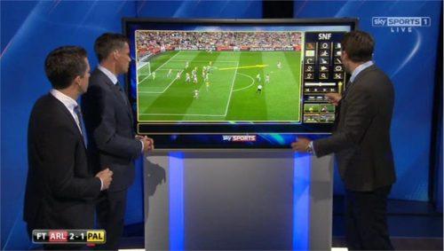 Sky Sports Presentation 2014 - Saturday Night Football (85)