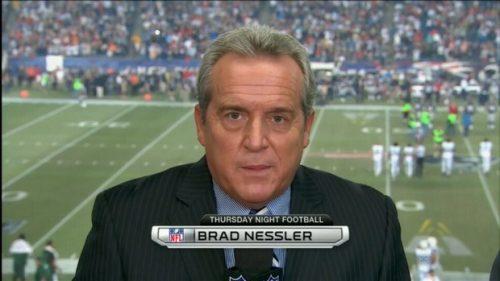 Brad Nessler - NFL Commentator (2)