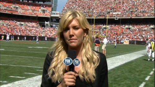 Charissa Thompson - NFL Reporter