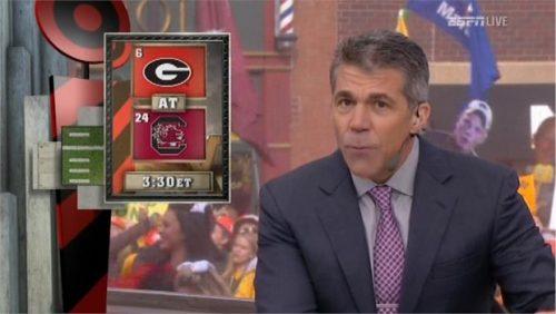 Chris Fowler - ESPN College Football - Presenter and Commentator (1)