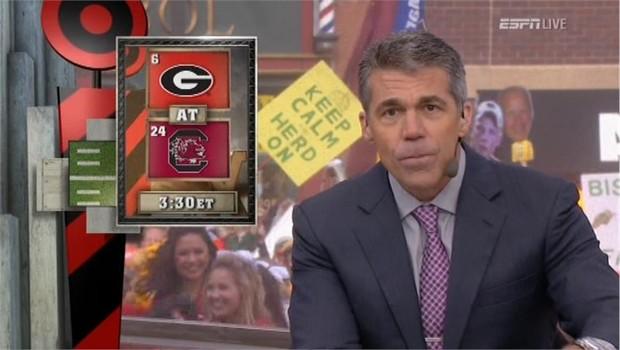 Chris Fowler - ESPN College Football - Presenter and Commentator (2)