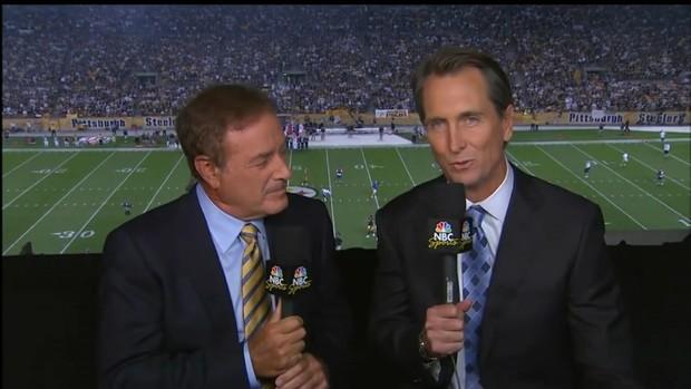 Cris Collinsworth - NFL on NBC - Sunday Night Football Commentator (5)