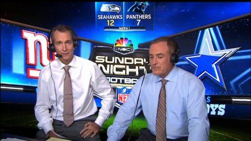 Cris Collinsworth - NFL on NBC - Sunday Night Football Commentator (6)