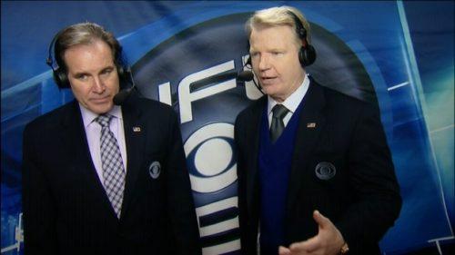 Jim Nantz - NFL on CBS Commentator (1)
