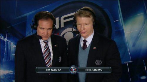 Jim Nantz - NFL on CBS Commentator (3)