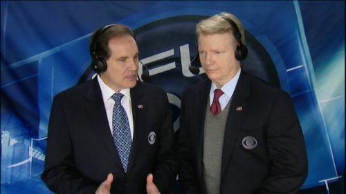 Jim Nantz - NFL on CBS Commentator (4)