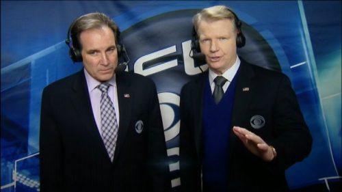 Jim Nantz - NFL on CBS Commentator (9)