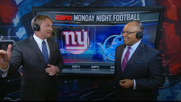 Jon Gruden - NFL on ESPN Commentator (2)