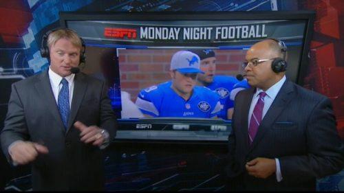 Jon Gruden - NFL on ESPN Commentator (3)