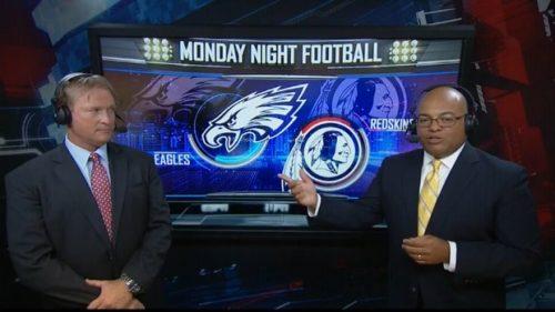 Jon Gruden - NFL on ESPN Commentator (4)
