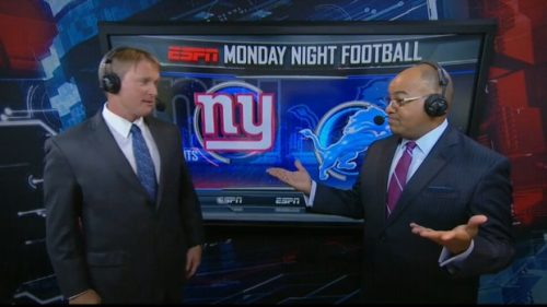 Jon Gruden - NFL on ESPN Commentator (6)