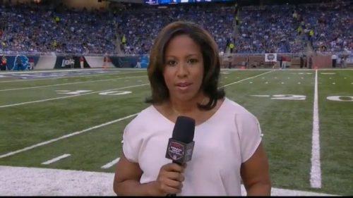 Lisa Salters - NFL on ESPN - Sideline Reporter (4)