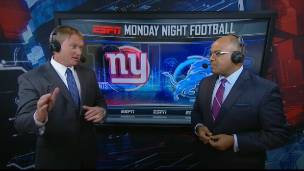 Mike Tirico - NFL on ESPN Commentator (1)