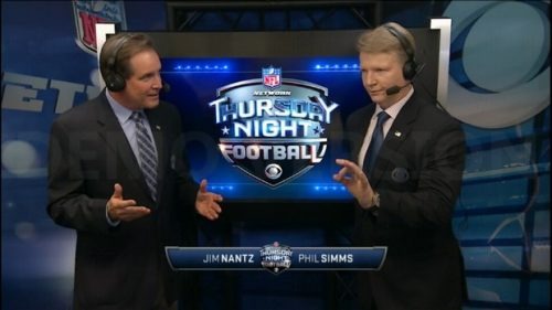 Phil Simms - NFL on CBS Commentator (5)