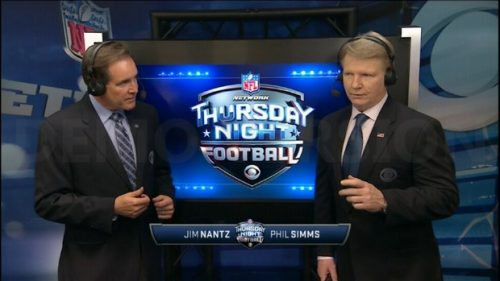 Phil Simms - NFL on CBS Commentator (6)