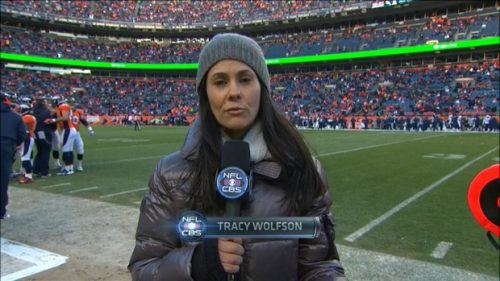 Tracy Wolfson - NFL on CBS - Sideline Reporter (2)