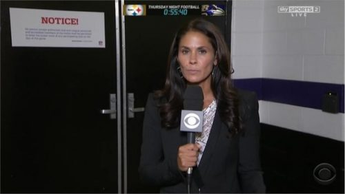 Tracy Wolfson - NFL on CBS - Sideline Reporter (8)