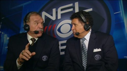 Dan Dierdorf - NFL on CBS Commentator (6)