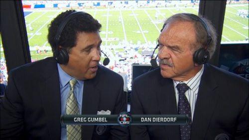 Dan Dierdorf - NFL on CBS Commentator (8)