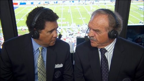 Dan Dierdorf - NFL on CBS Commentator (9)