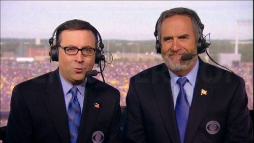 Dan Fouts - NFL on CBS Commentator (1)