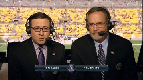 Dan Fouts - NFL on CBS Commentator (4)