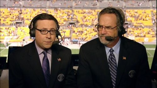 Dan Fouts - NFL on CBS Commentator (5)
