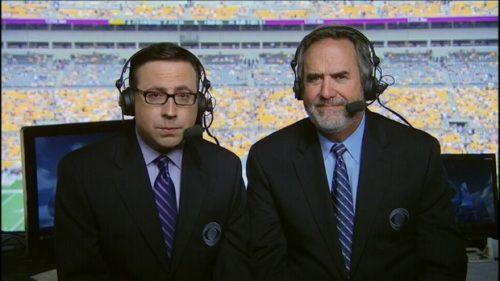 Dan Fouts - NFL on CBS Commentator (6)