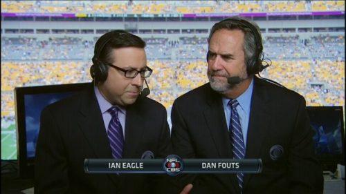 Dan Fouts - NFL on CBS Commentator (7)