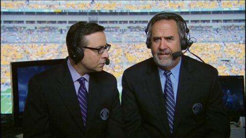 Dan Fouts - NFL on CBS Commentator (8)