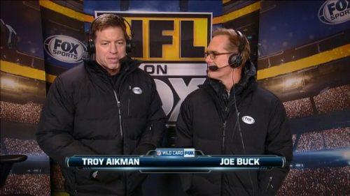Joe Buck - NFL on FOX commentator (1)