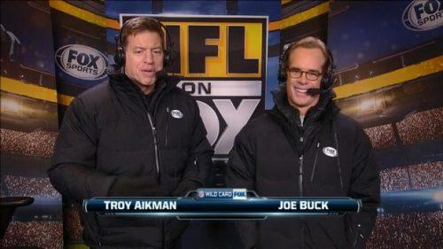 Joe Buck - NFL on FOX commentator (2)
