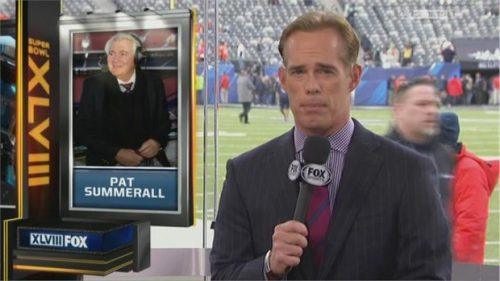 Joe Buck - NFL on FOX commentator (4)