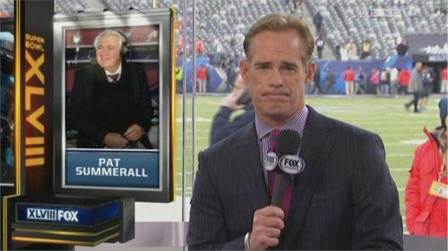 Joe Buck - NFL on FOX commentator (5)