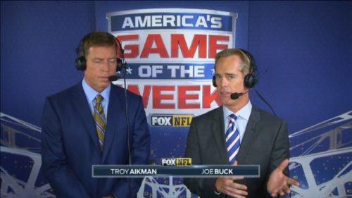 Joe Buck - NFL on FOX commentator (7)