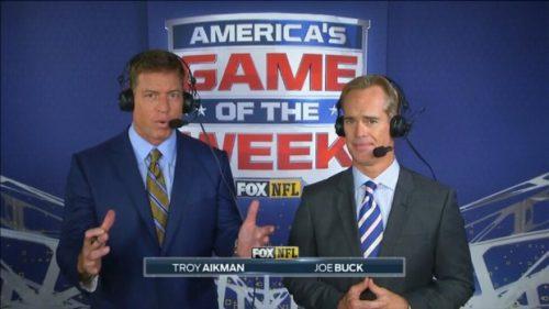 Joe Buck - NFL on FOX commentator (8)