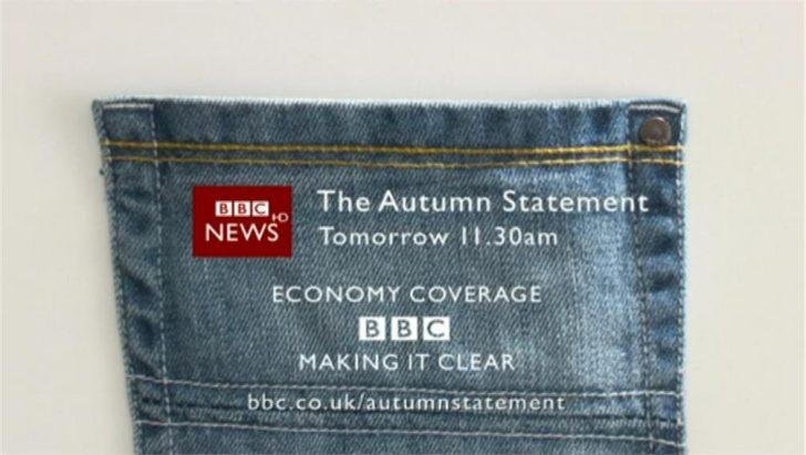 The Autumn Statement – BBC News Promo 2014