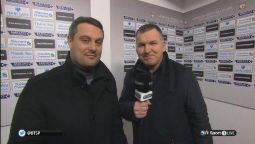 Darren Fletcher - BT Sport Commentator and Flect and Sav Presenter (3)