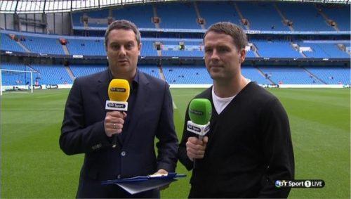 Darren Fletcher - BT Sport Commentator and Flect and Sav Presenter (4)