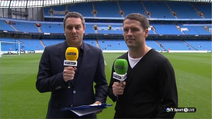 Darren Fletcher - BT Sport Commentator and Flect and Sav Presenter (4)