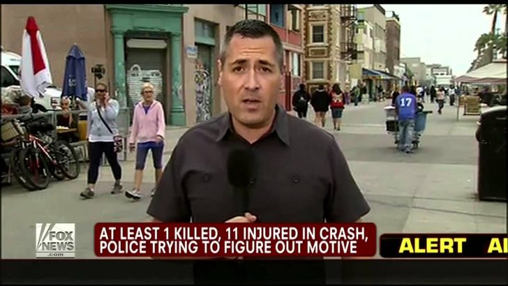 Fox News Correspondent Dominic Di-Natale found dead