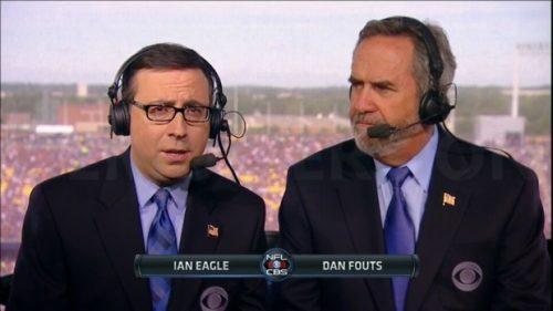 Ian Eagle - NFL on CBS Commentator (2)