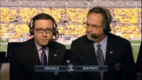 Ian Eagle - NFL on CBS Commentator (4)